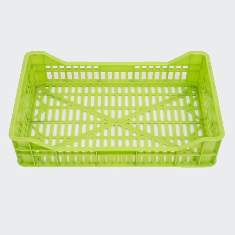 Caja de pan verde