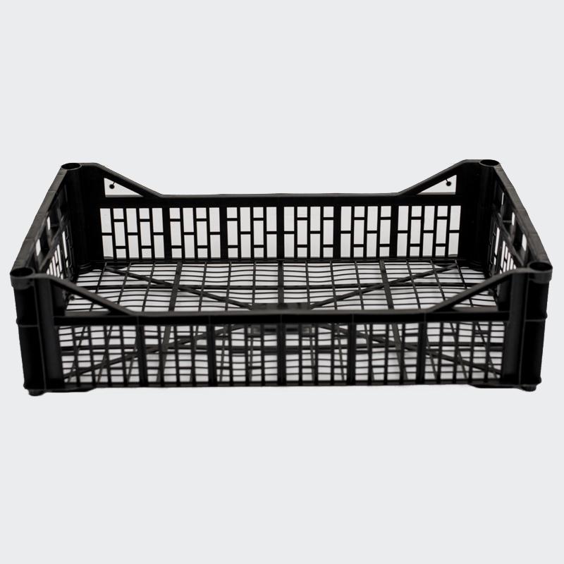 Caja de pan negro