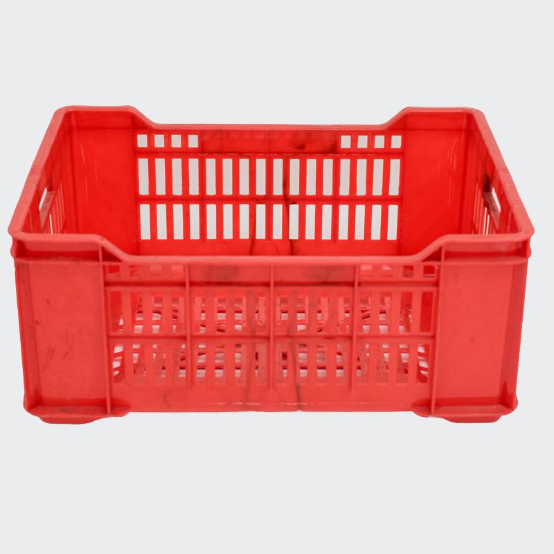 Caja roja de rotación